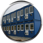 Buerocontainer Varianten