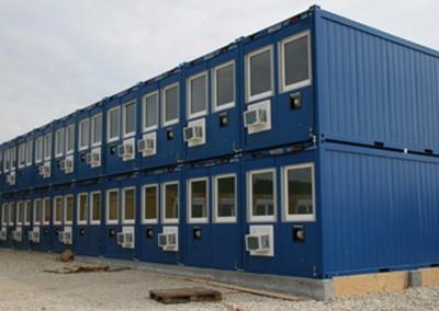 Büro & Sozialcontainer